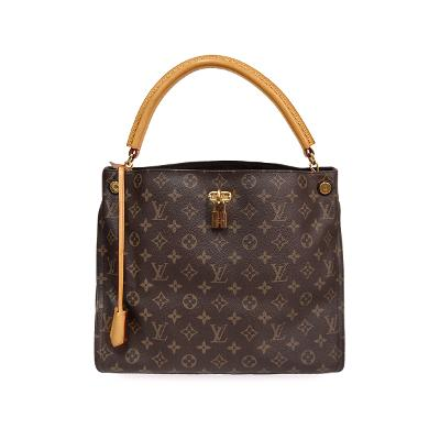 monogram lockit bag